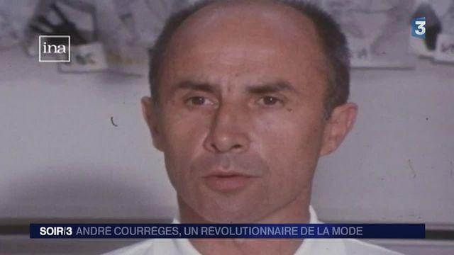 Mode : André Courrèges s'en est allé