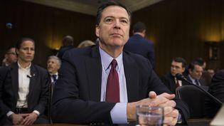 Le directeur du FBI, James Comey, va rompre le silence lundi lors d'une audience publique au Congrès américain. (MAXPPP)