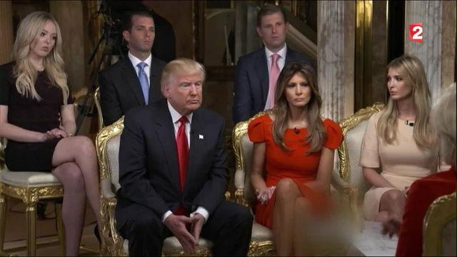 États-Unis : première interview pour Donald Trump