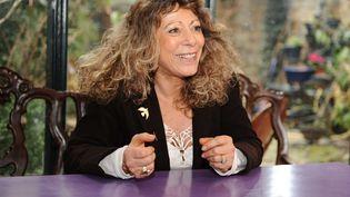 Barbara Cassin, philosophe et philologue, en février 2012. (DURAND FLORENCE/SIPA)