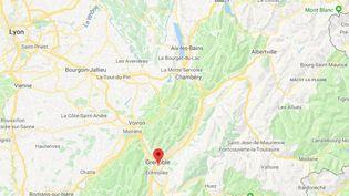 La mosquée Al-Kawthar de la Villeneuve de Grenoble sera fermée pour six mois (8 février 2019). (GOOGLE MAPS)