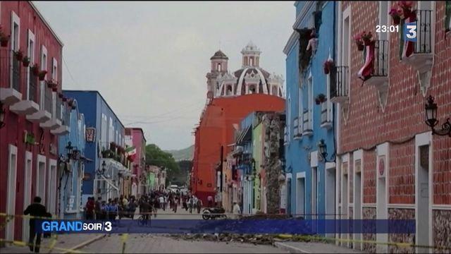 Mexique : la solidarité s'organise après le puissant séisme