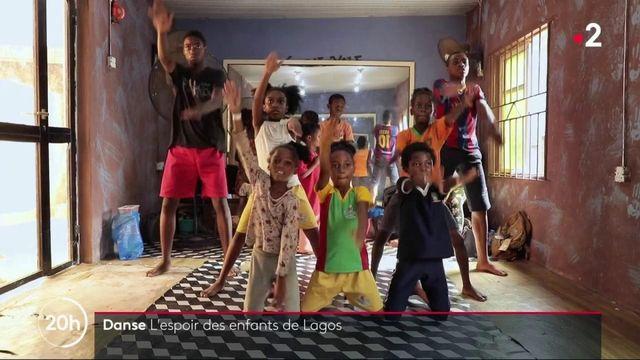 Nigeria : une troupe de danse atypique au succès planétaire