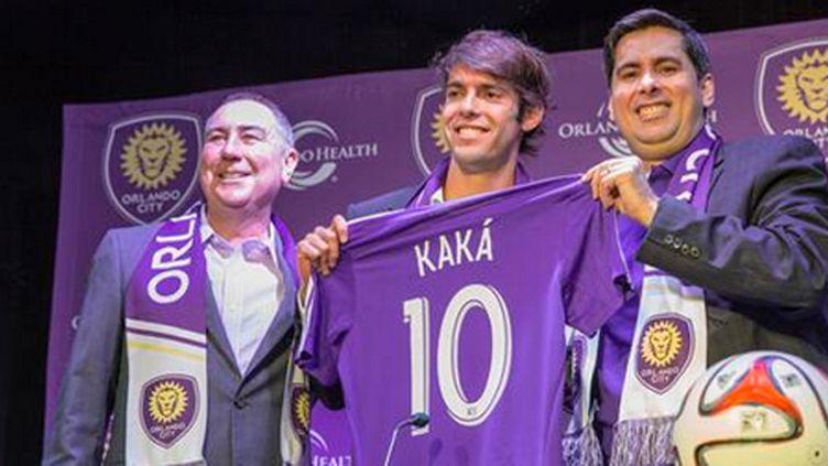 Le transfert de Kaka à Orlando City est désormais officiel
