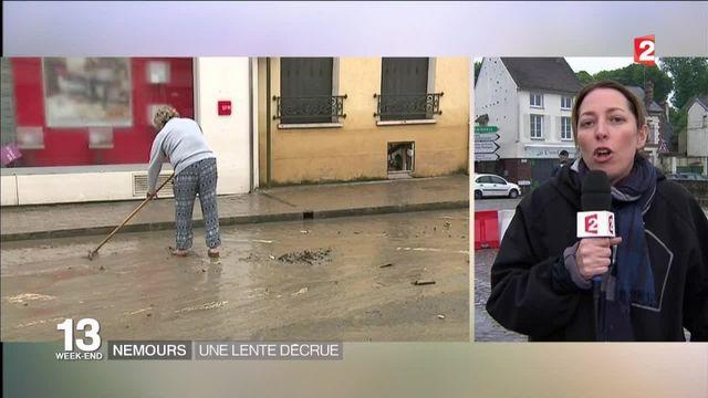Inondations : le travail des assureurs commence chez les sinistrés