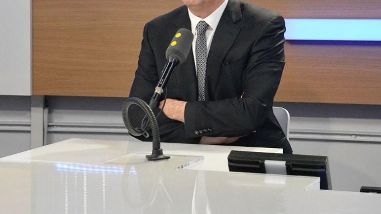 Le temps de parole (Jean-Christophe Bourdillat/Radio France)