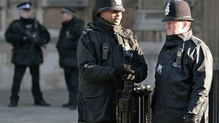 Alors que Londres s'apprête à accueillir les JO, la police britannique redoute de nouvelles émeutes comme celles d'août 2011. (SHAUN CURRY / AFP)