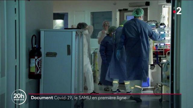 Coronavirus : le quotidien d'une équipe du SAMU de Lille