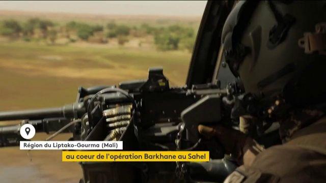 Au coeur de l'opération Barkhane au Sahel