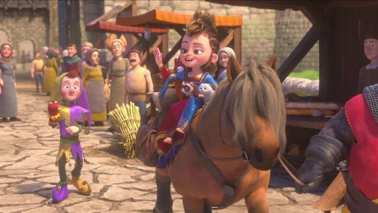 """""""Pil"""" la nouvelle petite héroïne de TAT Productions entièrement créée à Toulouse (TAT Productions)"""
