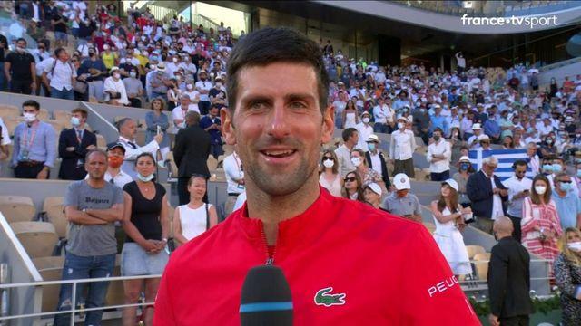 """Novak Djokovic : """"C'est un rêve qui s'est réalisé"""""""