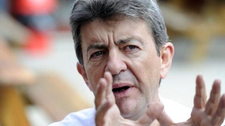 Jean-Luc Mélenchon (AFP/PHILIPPE DESMAZES)