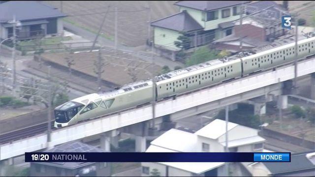 Le Japon lance un nouveau train hyper luxueux