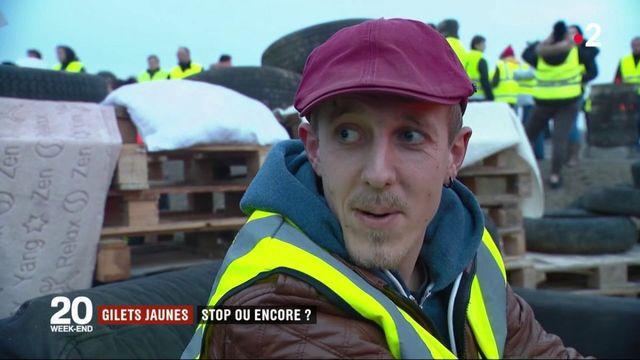 """""""Gilets jaunes"""" : stop ou encore ?"""