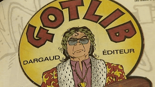 Gotlib n'était jamais aussi drôle que lorsqu'il se mettait en scène  (France 3 Culturebox)