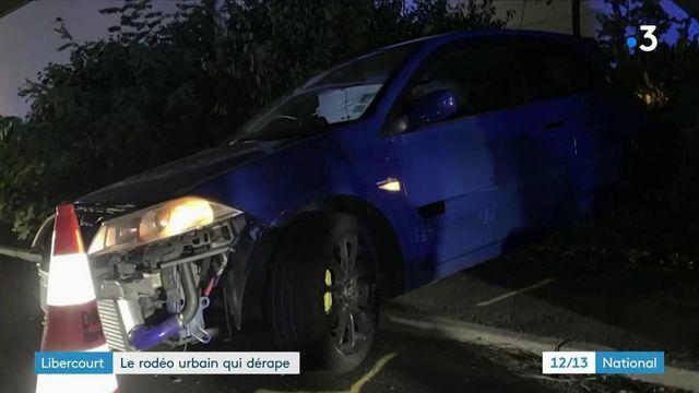Pas-de-Calais : six personnes blessées graves lors d'un rodéo urbain