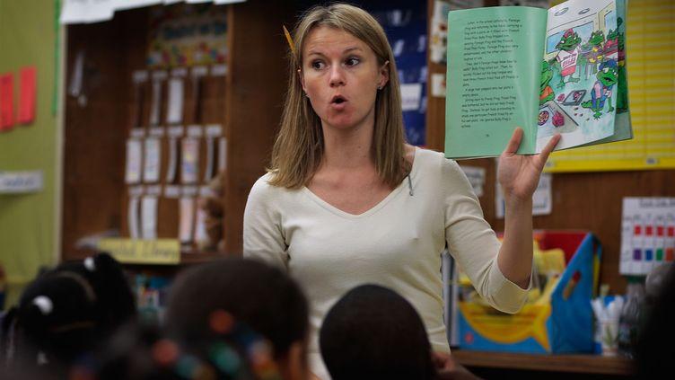 Un chercheur en psychologie à l'université de l'Oregon (Etats-Unis) a mené une étude sur le physique des enseignants. (CHRIS HONDROS / GETTY IMAGES NORTH AMERICA)