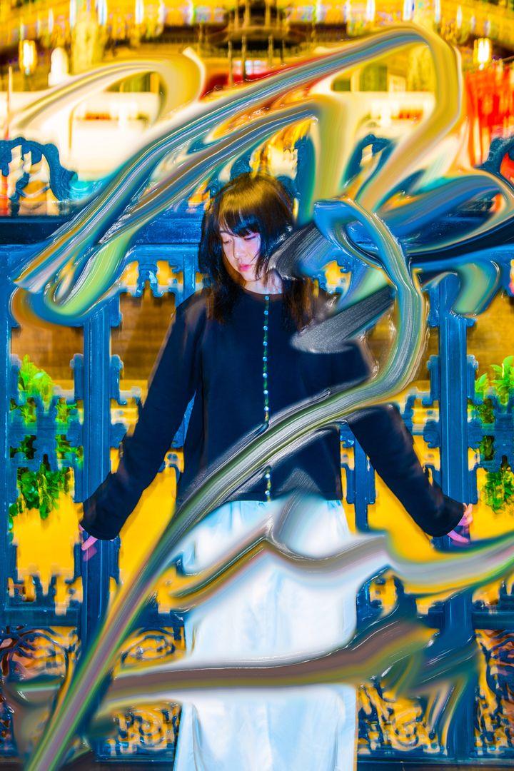"""Exposition """"... Des photographes... des artistes et le cardigan pression"""" chez agnès b. du 24 septembre au 19 octobre 2019 à Paris (KENTA COBAYASHI/Courtesy the artist and G/P Gallery, Tokyo)"""