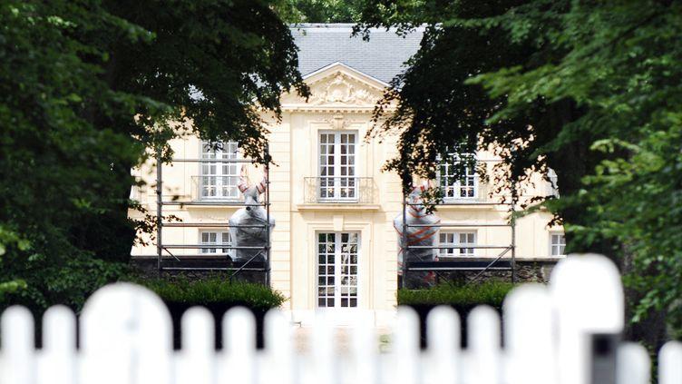 La Lanterne, à Versailles (Yvelines). (MIGUEL MEDINA / AFP)