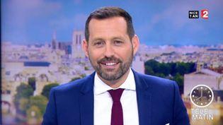 Le journal de 8 heures (France 2)