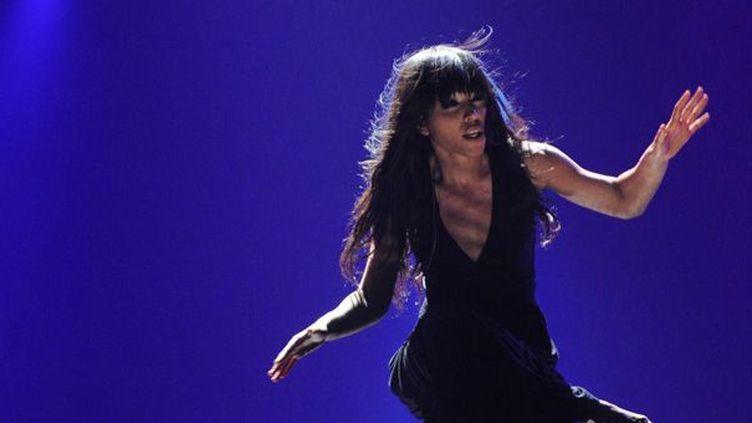 La Suède a remporté l'Eurovision 2012 avec la chanteuse Loreen (27 mai 2012)  (Viacheslav Oseledko / AFP)