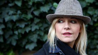 L'animatrice Flavie Flament, le 3 décembre 2013, à Paris. (MAXPPP)