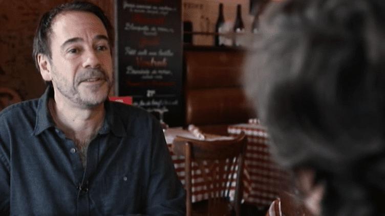 Michel Bussi interrogé par Pascale Deschamps  (France 2 Culturebox capture d'écran)