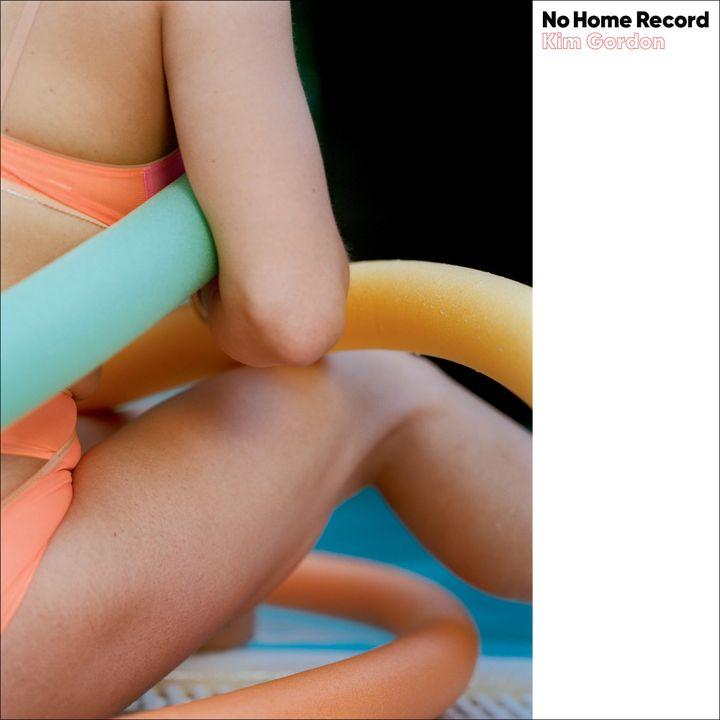 """La pochette de l'album solo de Kim Gordon """"No Home Record"""". (MATADOR RECORDS)"""