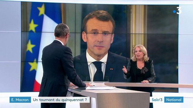 """""""Gilets jaunes"""" : Macron lâche du lest en vue des réformes à venir"""