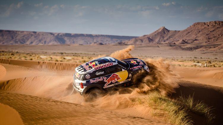 Nasser Al-Attiyah et Matthieu Baumel (Mini) peuvent-ils revenir sur les Peugeot dans les dunes ?