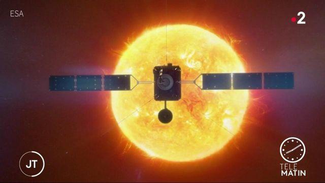 La sonde Solar Orbiter va s'approcher au plus près du Soleil