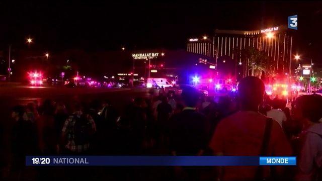 Fusillade de Las Vegas : le bilan s'alourdit à 58 morts et plus de 500 blessés.