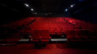 Les salles de cinéma peuvent rouvrir à partir du 22 juin 2020 en France, après plus de trois mois de fermeture du fait de l'épidémie de Covid-19. (ST?PHANE FERRER YULIANTI / HANS LUCAS / AFP)