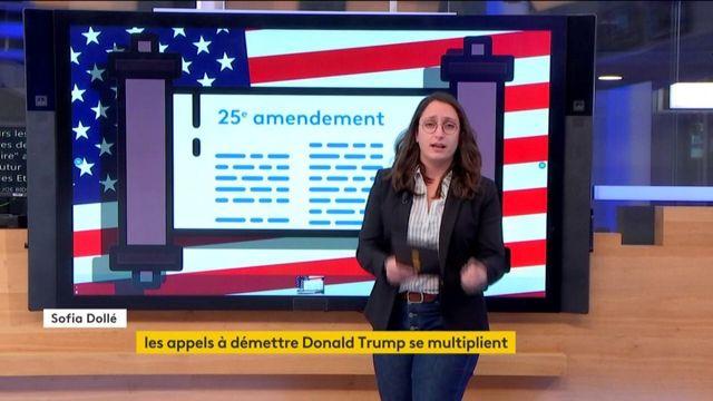 États-Unis : Donald Trump destitué de ses fonctions ?