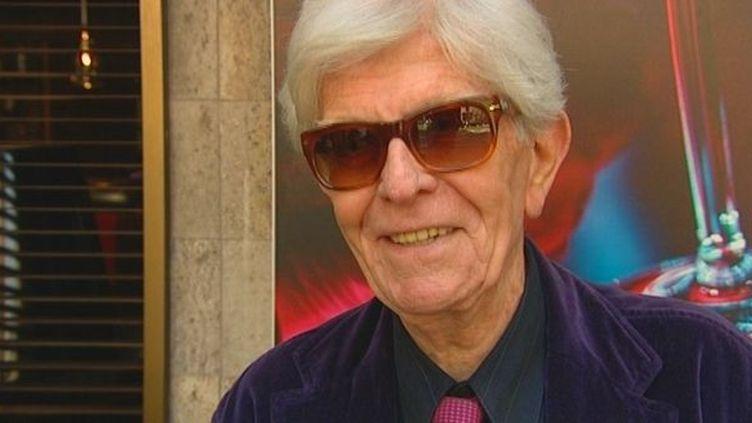 Henry Chapier, homme de cinéma par excellence.  (culturebox/ France 3 Côte d'Azur)