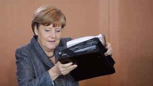 (La chancelière allemande, hôte du G7, en position de force ©  Markus Schreiber/AP/SIPA)