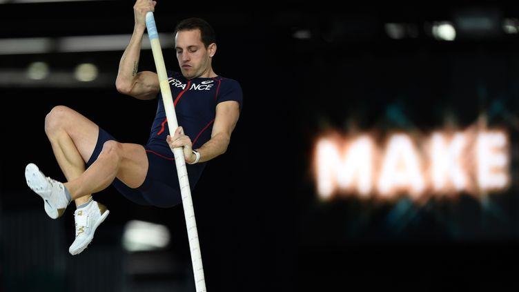 Renaud Lavillenie (DON EMMERT / AFP)