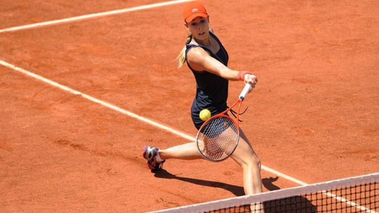 Alizé Cornet, qualifiée pour la finale de Bad Gastein