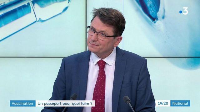 19/20 Covid-19 : le passeport vaccinal, pas encore d'actualité en France