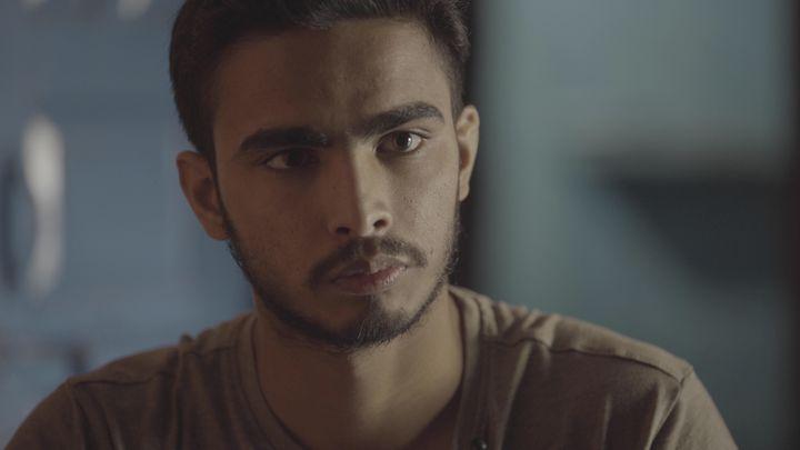 Rahul Singh, fils de Jagendra Singh. (FORBIDDEN STORIES)