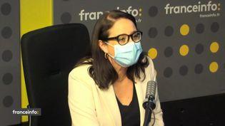Hélène Etzi,présidente du groupe Disney+ en France. (CAPTURE D'ECRAN DAILYMOTION)