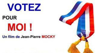 """Affiche du film """"Votez pour moi"""" de Jean-Pierre Mocky  (DR)"""