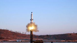 KCNA / AFP PHOTO (KCNA / AFP PHOTO)