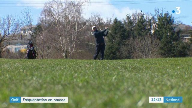 Sports : le golf connait un regain d'intérêt depuis le début de la crise sanitaire