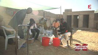 Torture Lybie (CAPTURE ECRAN FRANCE 2)