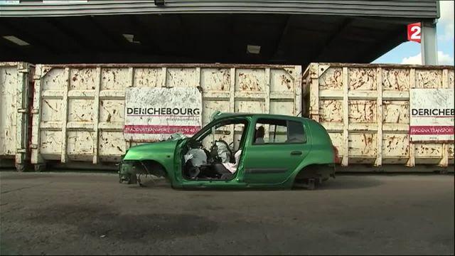 Automobile : aujourd'hui, tout se recycle