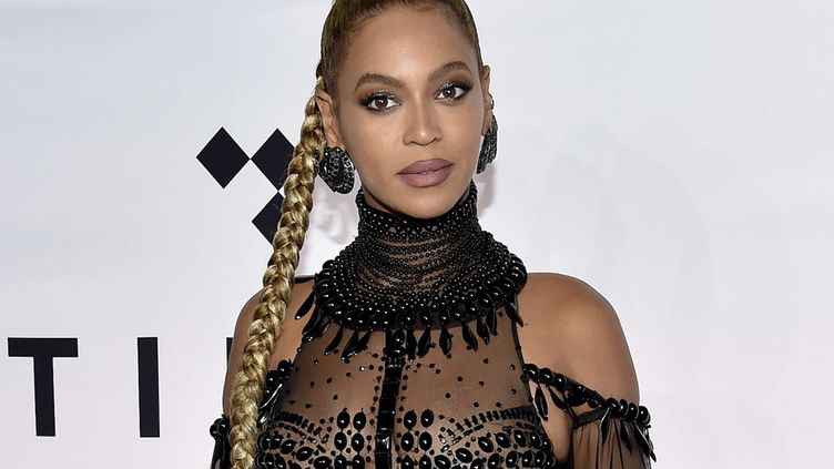 La chanteuse Beyoncé à New York, le 15 octobre 2016. (EVAN AGOSTINI/AP/SIPA)