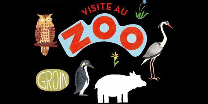 Une visite au Zoo  (Pittau & Gervais / Gallimard Jeunesse)