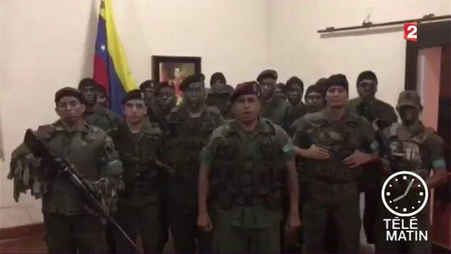 Venezuela : deux morts après l'attaque d'une base militaire