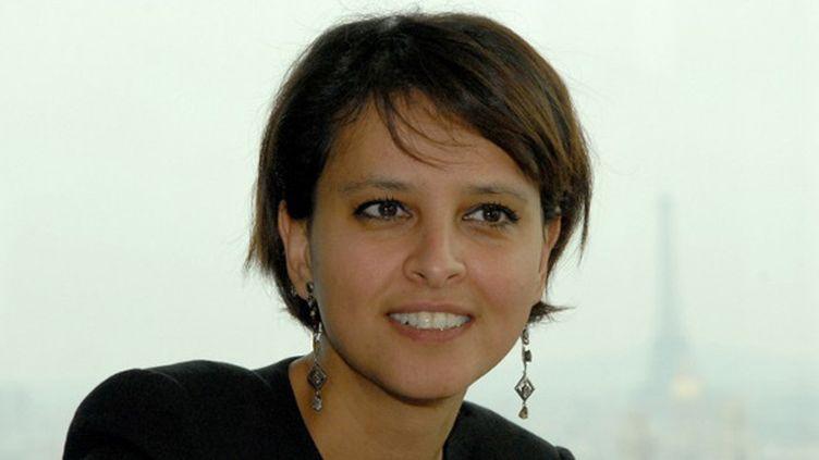 Najat Vallaud-Belkacem (CITIZENSIDE/PATRICE PIERROT / CITIZENSIDE.COM)